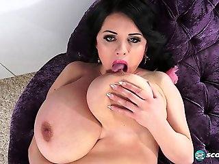 big tits, big ass, brunette, masturbation, mature, milf