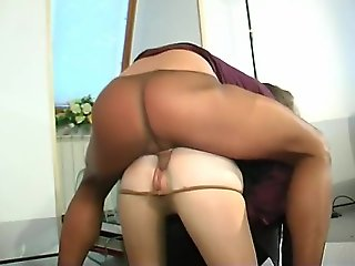 mature, hardcore, milf, stockings, straight,