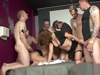 german, blowjob, group sex, hardcore, straight, swingers