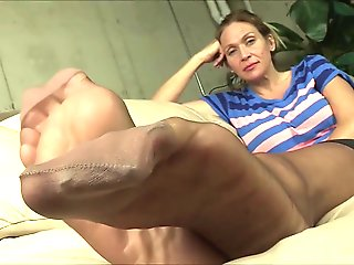fetish, big tits, foot fetish, hd, masturbation, mature