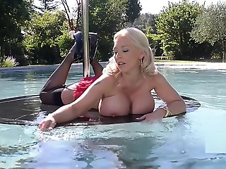 blonde, big tits, hd, solo female, straight,