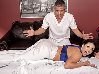 Angela White & Mick Blue in Assential..