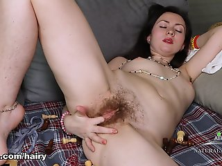 Vita in Masturbation Movie - ATKHairy