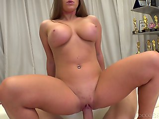 big tits, babe, doggystyle, european, wife,